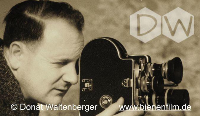 In den Jahren 1960/61 drehte Donat Waltenberger mit der Bolex seinen ersten 16 mm Film.